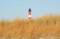 Leuchtturm Dünen