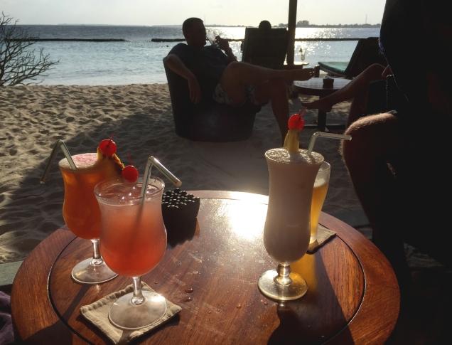 Cocktails Strandbar