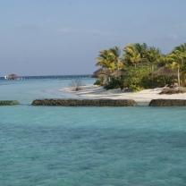 Blick Insel