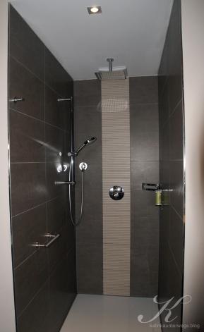 Dusche, ebenerdig