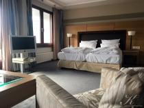 Suite 1 - Schlafbereich